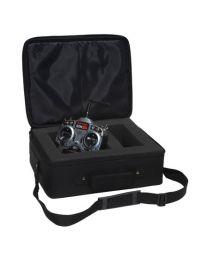 Air Transmitter/Radio Bag, Black