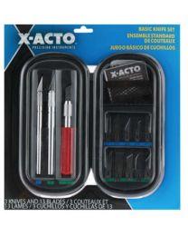 X-ACTO BASIC KNIFE Soft Case Carded