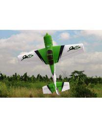 "YAKM55 30CC 73\"" CF version - Green/White/Black 07"