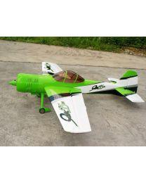 "YakM55 100CC 107"" CF version M55-07 Green/White/Black"