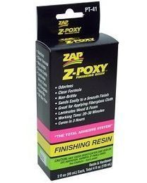 Z-POXY Finishing Resin 4 oz