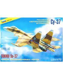 SUKHIO SU-37 RUS FGH