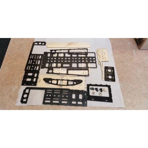 Front fuselage repair package for Laser-73