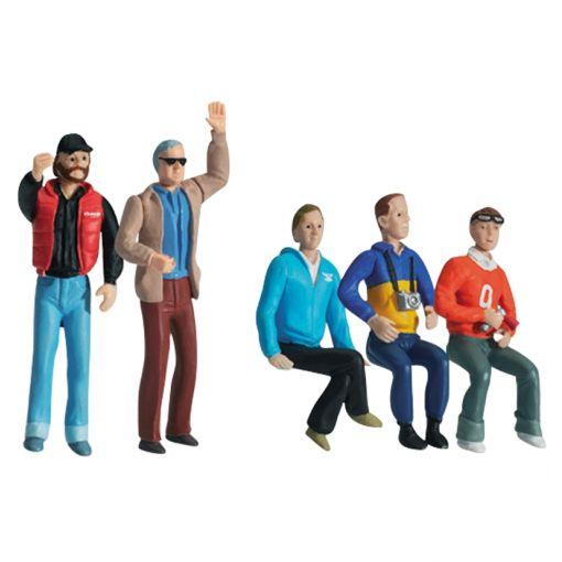 Set of figures, small assortment