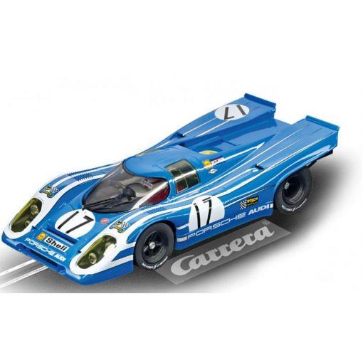 """Porsche 917k \""""Porsche Salzburg, No. 17\"""", Sebring 1970 - Scale 1:24"""