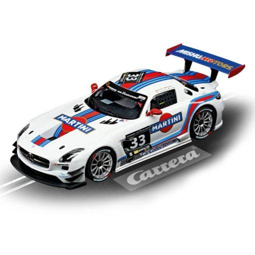 "Mercedes AMG SLS GT3 \""Martini No. 33\"", Hankook 12h Zandvoort - Scale 1:24"