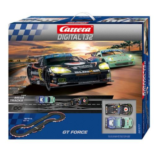 GT Force - Set Scale 1:32