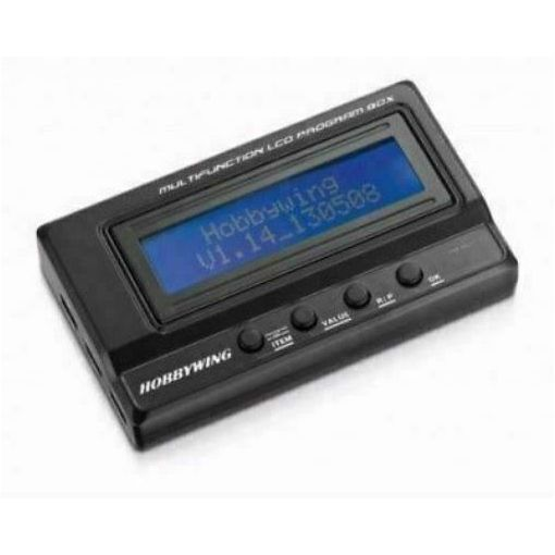 Multifunction LCD Program Box