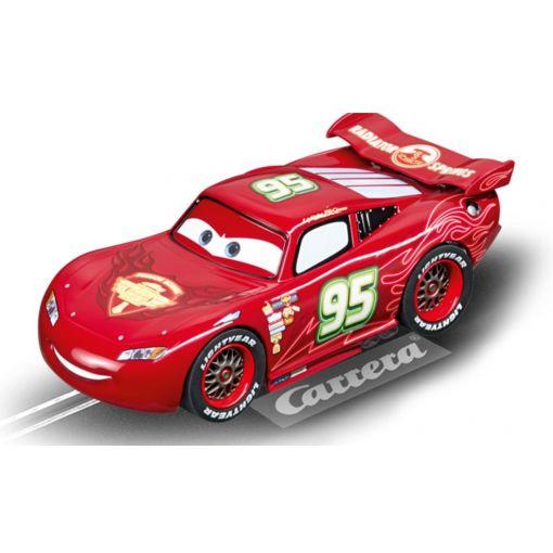 Disney/Pixar Cars Neon Lightning McQueen - Scale 1:32