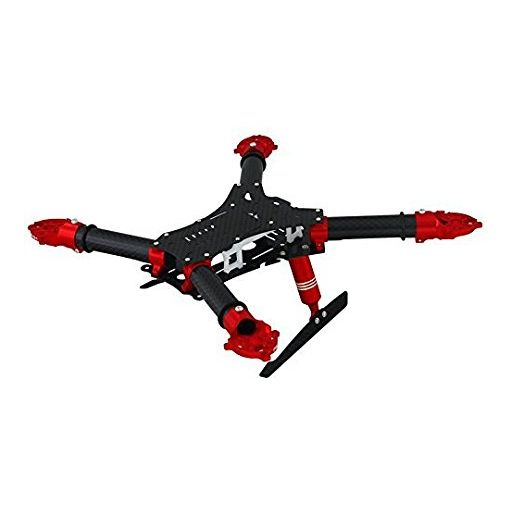 CNC Advanced Upgrade Kit 02 (Red) - Blade 250 QX