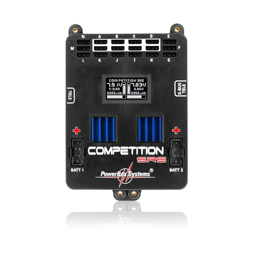 Competition SRS with SensorSwitch & Patchleads