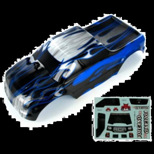 1/10 Truck Body, Blue