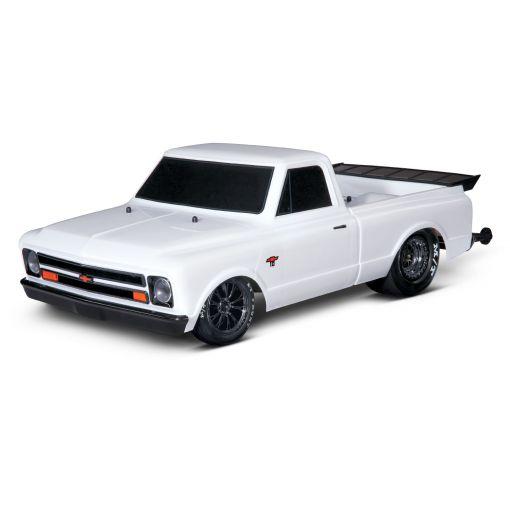 1/10 67 Chevrolet C10 Drag Slash - Diamond White