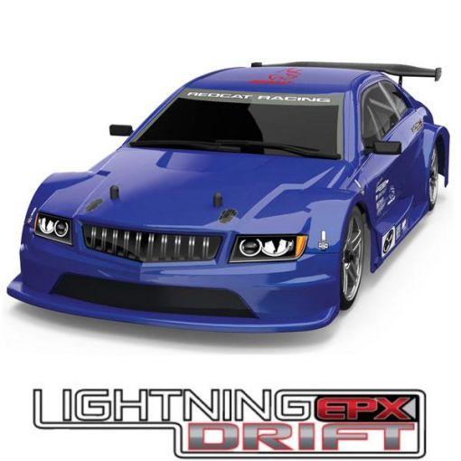 1/10 Lightning EPX Drift On Road Drift Car - METALLIC-BLUE