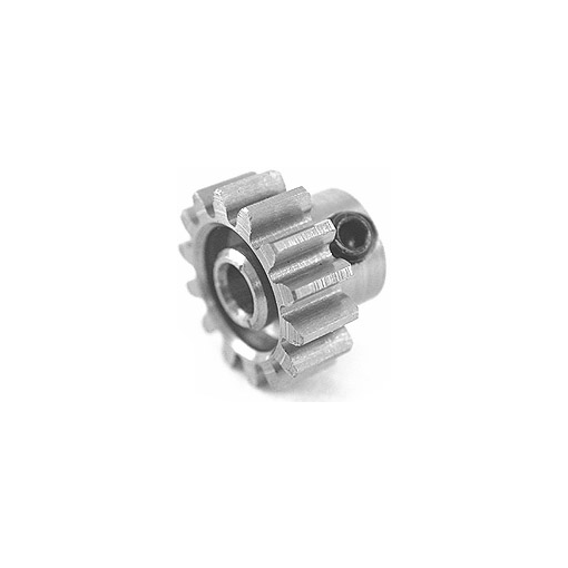 0130  Pinion Gear w/3mm Bore 32P 13T - Steel Alloy