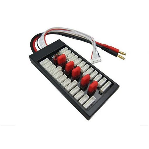Parallel Charge Board for JST-XH & T-Plug - For 8S Chargers