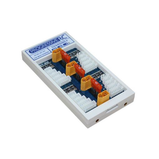 Safe Parallel Charge Board for 2 to 6S JST-XH & XT60