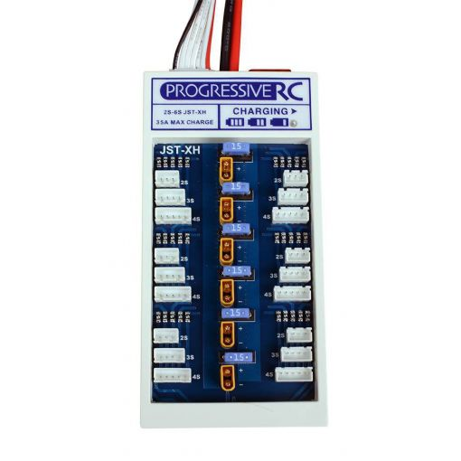 Safe Parallel Board for JST-XH & XT30