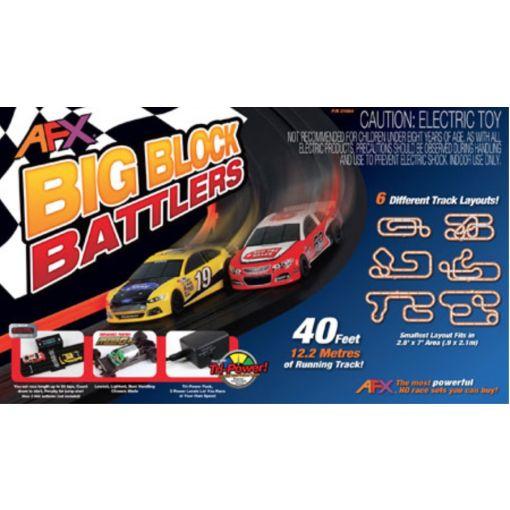 Big Block Battler (Mega G+)