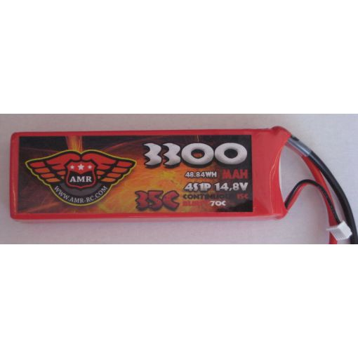 3300-35-4S - LiPo - 14,8Volts 35C
