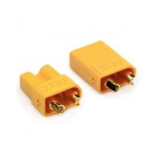 XT30 Connectors - Male (2)/Female (2)