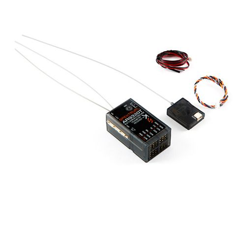 AR9320T 9CH Carbon Fuse Integrated Telemetry RX