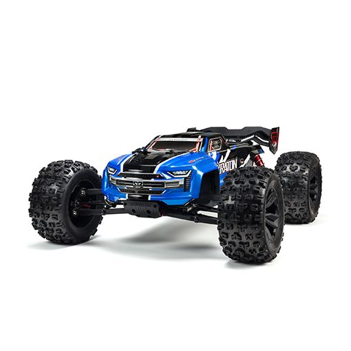 1/8 Kraton 6S 4WD BLX Speed Monster Truck RTR Blue