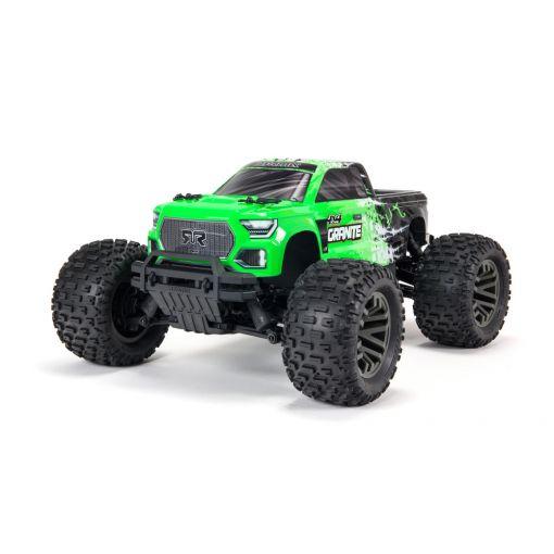 1/10 GRANITE V3B 4X4 3S BLX Brushless 4wd MTruck Green
