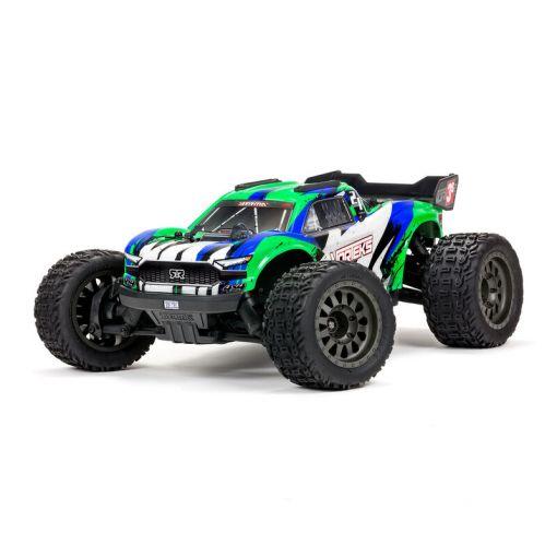 1/10 VORTEKS 4X4 3S BLX Stadium Truck (Green)