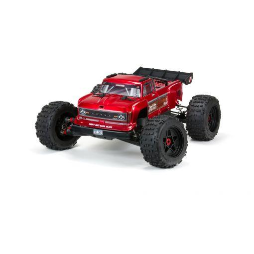 1/5 OUTCAST 4X4 8S BLX Stunt Truck Red
