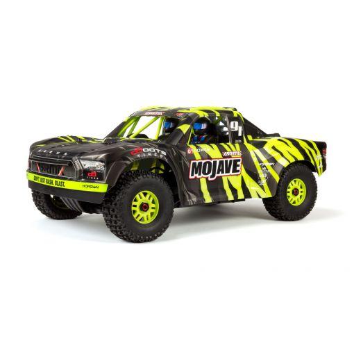 1/7 MOJAVE V2 6S 4WD BLX Desert Truck RTR Green/Black