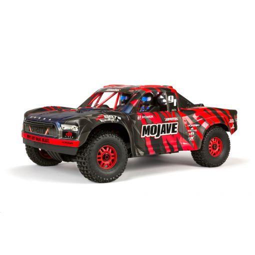 1/7 MOJAVE V2 6S 4WD BLX Desert Truck RTR Red/Black