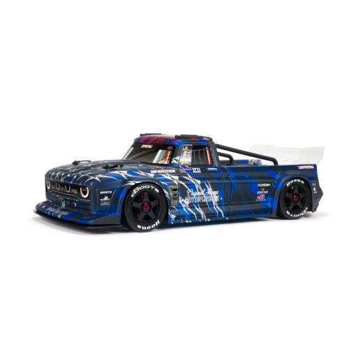 1/7 INFRACTION 6S BLX All-Road Truck Blue