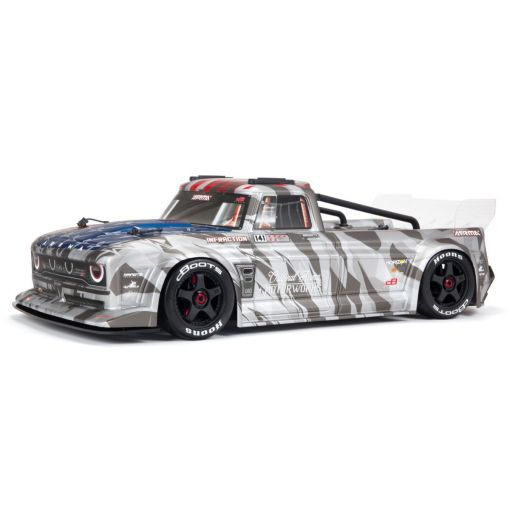 1/7 INFRACTION 6S BLX All-Road Truck Silver