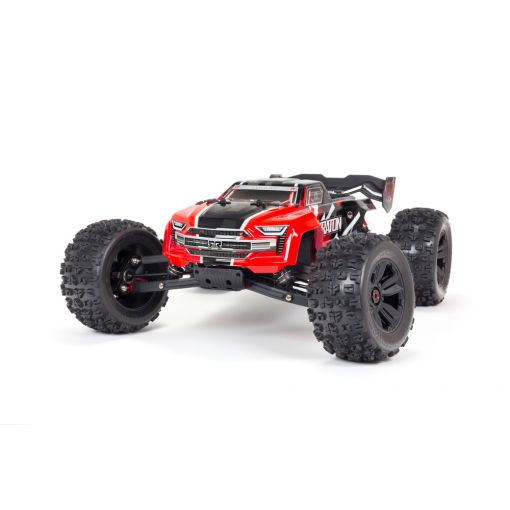 1/8 KRATON V5 6S 4WD BLX Speed Monster Truck RTR Red