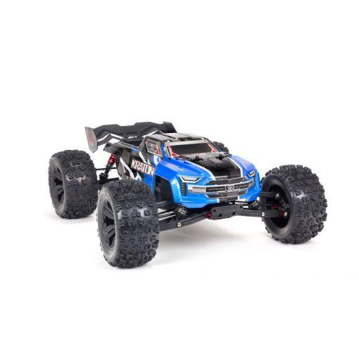 1/8 KRATON V5 6S 4WD BLX Speed Monster Truck RTR Blue