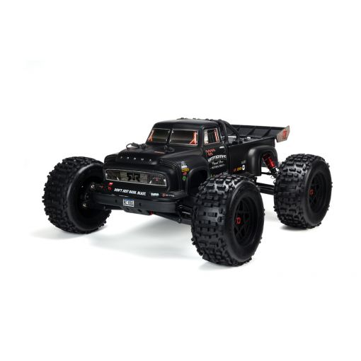 1/8 NOTORIOUS V5 6S 4WD BLX Stunt Truck RTR Black