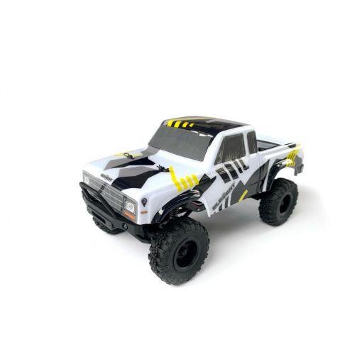 1/24 Enduro24 Sendero Trail Truck RTR, Black and Yellow