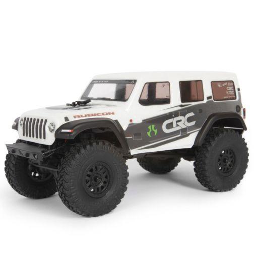1/24 SCX24 2019 Jeep Wrangler JLU CRC 4WD-RTR WHT