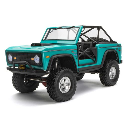1/10 SCX10 III Early Ford Bronco 4wd RTR (TQB)