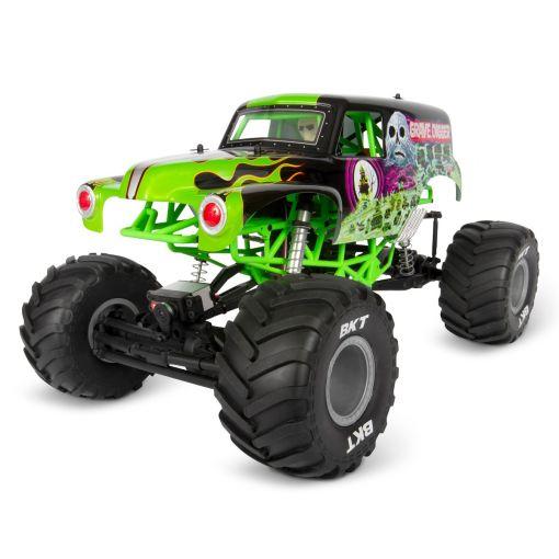1/10 SMT10 Grave Digger 4wd Monster Truck RTR