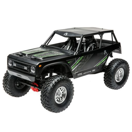 1/10 Wraith 1.9 4WD Rock Crawler RTR Black
