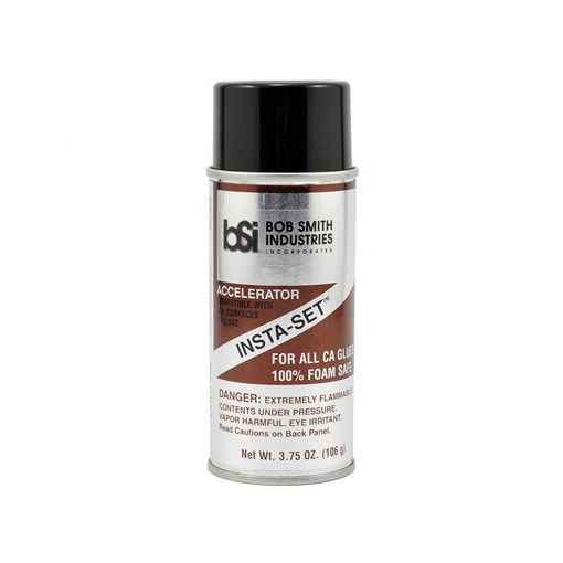 INSTA-SET Spray Foam Safe Accelerator (3.75oz)