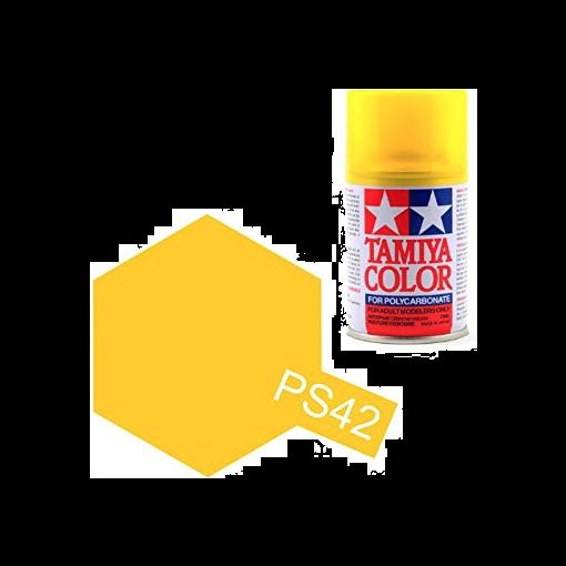 PS-42 Translucent Yellow Spray - 3,4oz/100ml