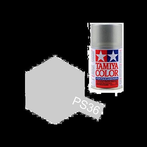 PS-36 Translucent Silver Spray - 3,4oz/100ml