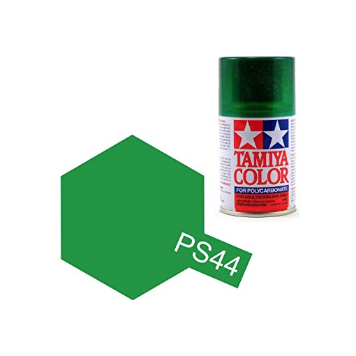 PS-44 Translucent Green Spray - 3,4oz/100ml