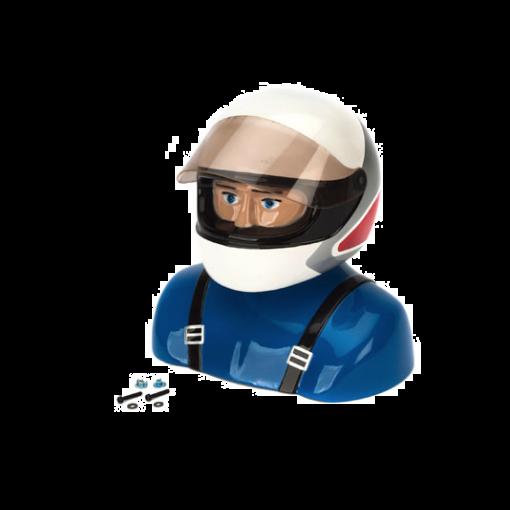35% Painted Pilot Helmet Extra 300