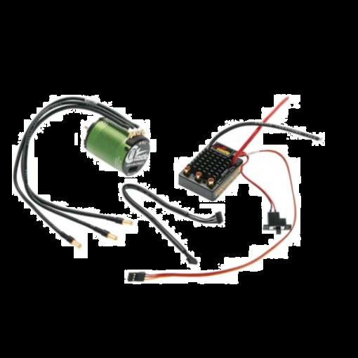1/10 SV3 Sidewinder WP ESC 1406-4600 Snsrd