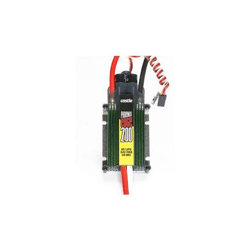 Phoenix Edge 200 32V 200-Amp ESC w/5-Amp BECC