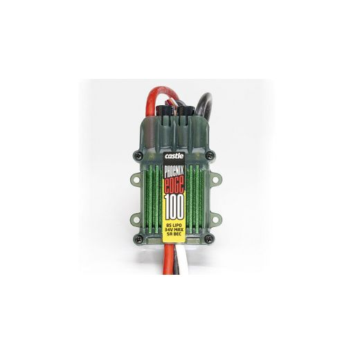 Phoenix Edge 100 32V 100-Amp ESC w/5-Amp BECC